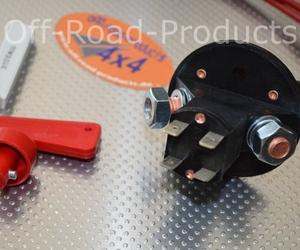 Batterietrennschalter 6 Polig FIA