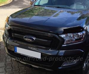 Ford ranger superguard motorhauben windabweiser 1