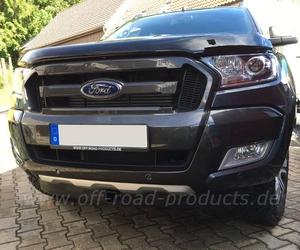 Ford ranger superguard motorhauben windabweiser 2