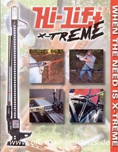HILIFT HI-LIFT X-TREME JACK | XT485