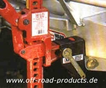 ARB Hi-Lift Jack Mount