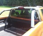 Ford ranger fensterschutzgitter 2