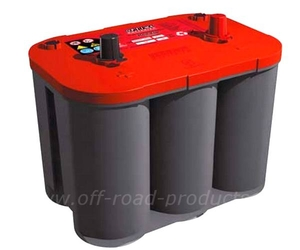 OPTIMA Trockenbatterie RED-TOP S 4,2