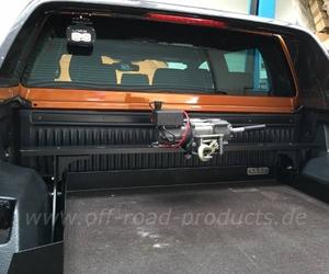 Ford ranger ladeflaechen seilwinde 3