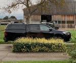 Hardtop Werk mit Seitenfenster Toyota Hilux Revo