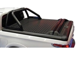 Mitsubishi l200 laderaumabdeckung mit %c3%9cberrollb%c3%bcgel quertr%c3%a4ger