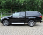 Hardtop Maxtop mit Seitenfenster Mitsubishi L200 Space Cab