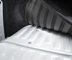 Mitsubishi bedruck laderaumteppich 2