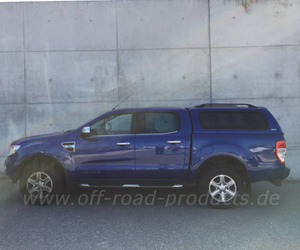 Ford ranger hardtop werk 1