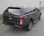 Ford ranger alpha hardtop type e  hinten