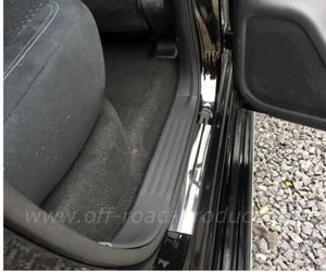 Nissan Navara Einstiegsschutzleiste NP300