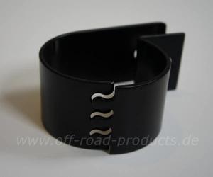 Scheinwerferhalterung 60mm schwarz 2