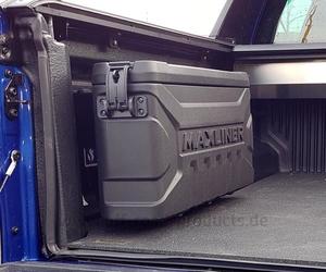 Ladeflächenbox Maxliner mit Halterung