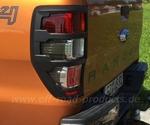 Ford ranger scheinwerferumrandung ab bj 2016 2