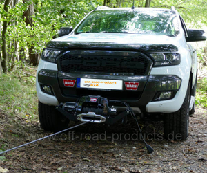Abnehmbare Front Seilwinde Ford Ranger