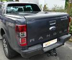 Ford ranger wildtrak laderaumabdeckung werk heck