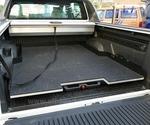 Ford ranger gummi antirutschmatte