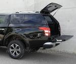 Fiat fullback hardtop type e  heckklappen