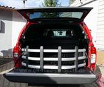 Laderaumteiler CargoKeeper Nissan Navara NP300/D23