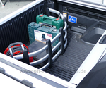 Ford ranger cargo keeper