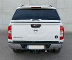 Nissan navara np300 d23 canopy alpha type e  heck