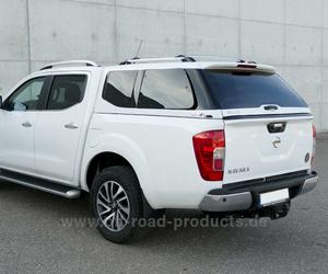 Nissan navara np300 d23 hardtop alpha type e