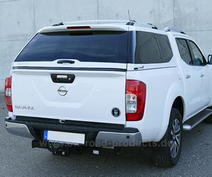 Nissan navara np300 d23 hardtop alpha type e  heck