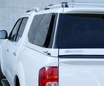 Nissan navara np300 d23 canopy alpha type e  window