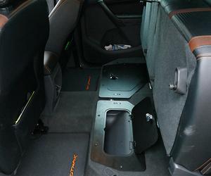 Deckel Set für Rücksitzbank Ford Ranger