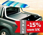 Roll In Cover Canyon VW Amarok