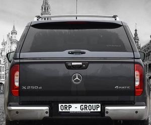 Mercedes x klasse hardtop alpha hinten