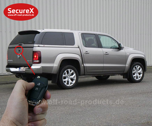 Zentralverriegelung securex vw amarok