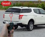 Heckklappenverriegelung SecureX Mitsubishi L200