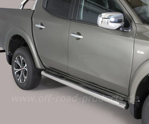 Fiat fullback side bar 76mm