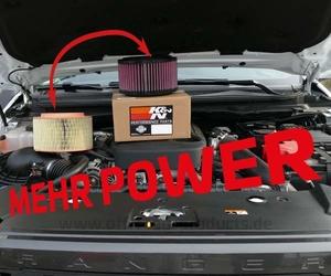 K&N Filter Ford Ranger