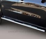 Seitenschweller 76mm Mercedes X-Klasse DC