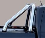 Überrollbügel 76mm Mercedes X-Klasse