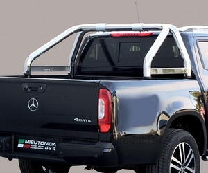 Überrollbügel 76mm mit Querbalken Mercedes X-Klasse