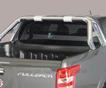 Überrollbügel 76mm mit Querbalken Fiat Fullback