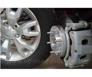 Spurverbreiterung 60 Ford Ranger