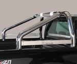 Überrollbügel 76mm mit Querbalken Ford Ranger