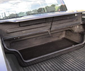 Roll in toolbox ford ranger 2