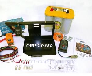 Batteriehalterung ford ranger 1