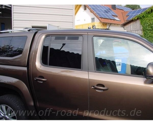 Window vent kit vw amarok