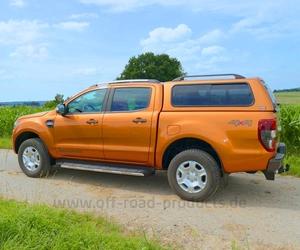 Hardtop Werk mit Seitenfenster Ford Ranger