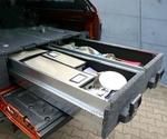 Schubladensystem outback ford ranger 4