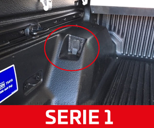 Ford ranger serie 1