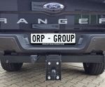 Adapterplatte anhaengerkupplung ford ranger 1