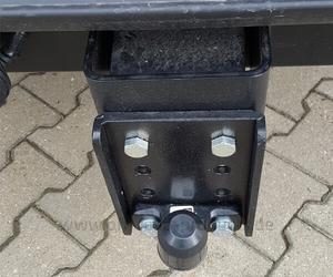 Adapterplatte anhaengerkupplung ford ranger 3