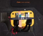 Batteriehalterung platte ford ranger 5